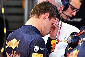 Verstappen ha sido llamado por la FIA por bloquear a Grosjean