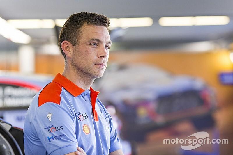 """WRC, Paddon: """"Che sfida pilotare una WRC Plus dopo 12 mesi!"""""""