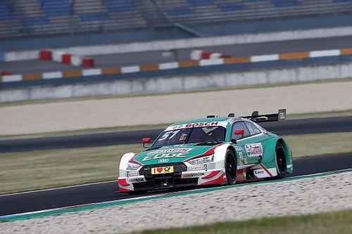 DTM Lausitzring: Audi geeft teken van leven in afsluitende training