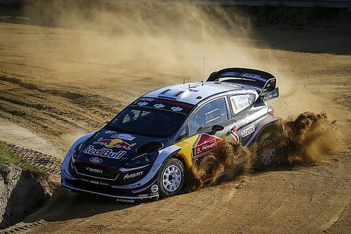 Ogier crashes out of Rally Portugal
