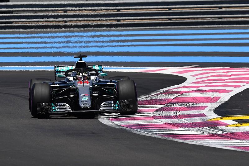 مرسيدس تُعوّل على المحرك الجديد لتحقيق قطب الانطلاق الأوّل في فرنسا
