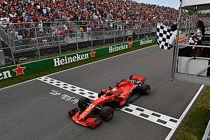 Vettel temía una invasión a la pista por el error con la bandera de cuadros