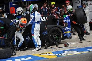 Le Mans: una toccata di Sernagiotto rallenta la Cetilar Villorba Corse