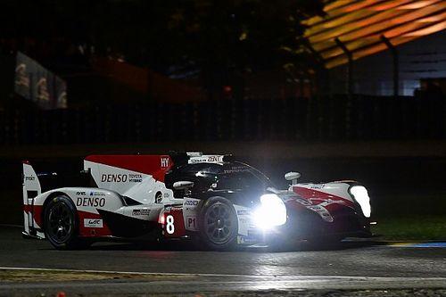 Le Mans 24 saat: Kırmızı bayraklar, 2. sıralamayı erken bitirdi