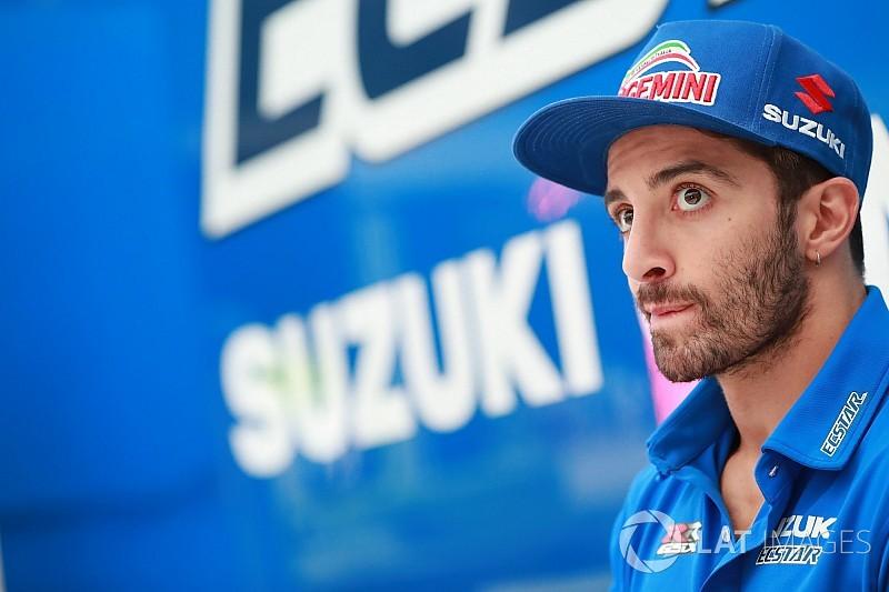 Iannone favorable à un mercato de seulement 2 mois en MotoGP