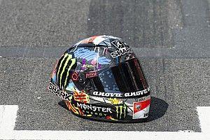 Лоренсо подготовил к Барселоне шлем в честь победы в Муджелло