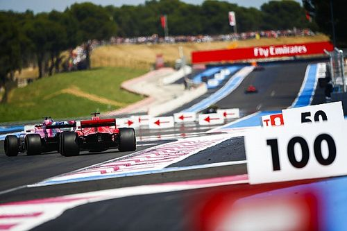 FIA overweegt chicane Paul Ricard te schrappen voor 2019