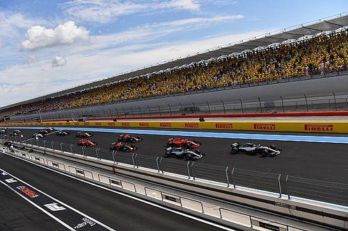 Plus de 3 millions de téléspectateurs devant le GP de France