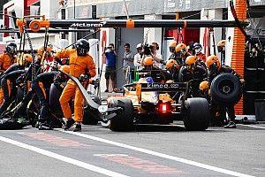 McLaren заплатит десять тысяч евро за опасный выпуск Вандорна на трассу