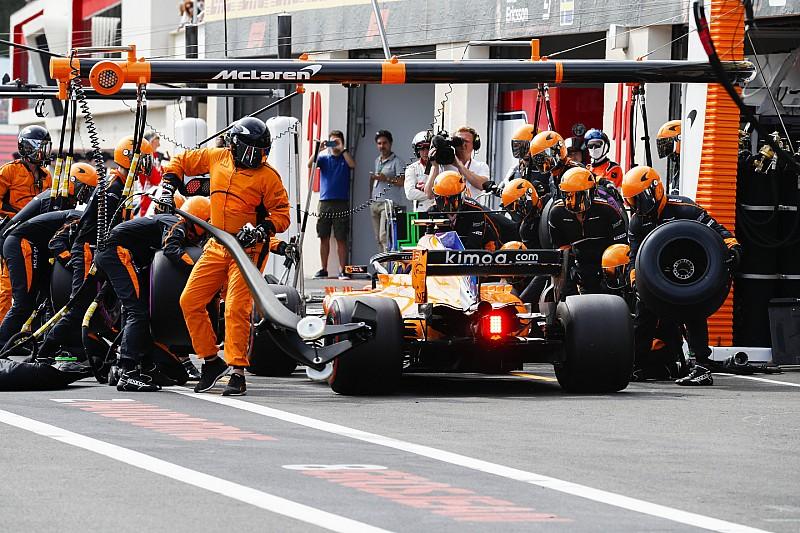 A McLaren a dobogóról álmodozott, de a 7. hely lesz az övék?