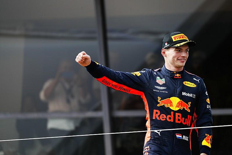 Max Verstappen stellt klar: Ich habe nicht Vettel gemeint!