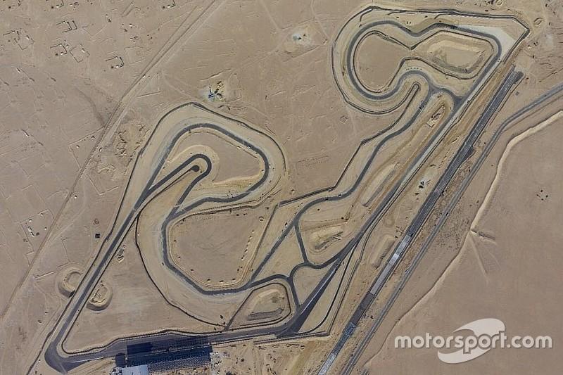 Légifotón a Kuvaitban épülő és F1-kompatibilis pálya