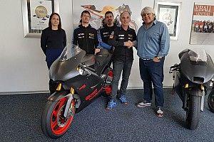 Suter bleibt 2018 doch in der Moto2: Einigung mit Forward