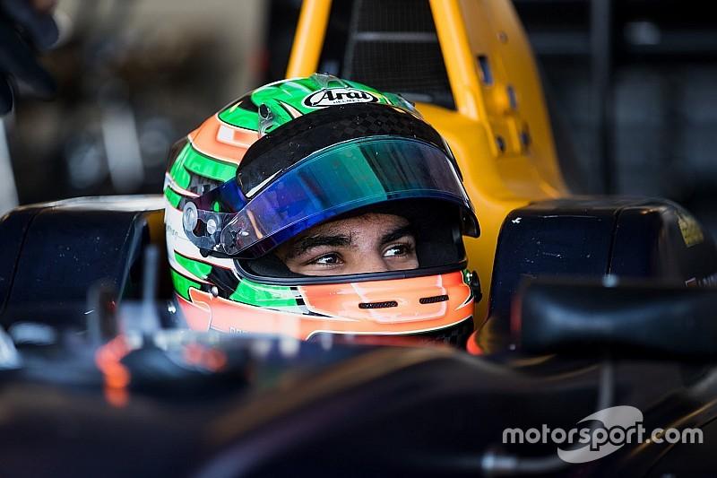 Protégé de Force India, Daruvala est confirmé pour 2018