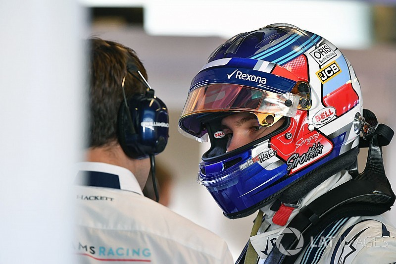 Williams: Sirotkin ha firmato un contratto pluriennale col team