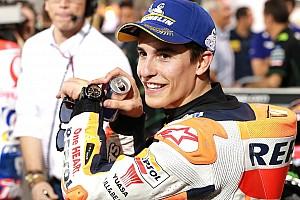 MotoGP News Marc Marquez will