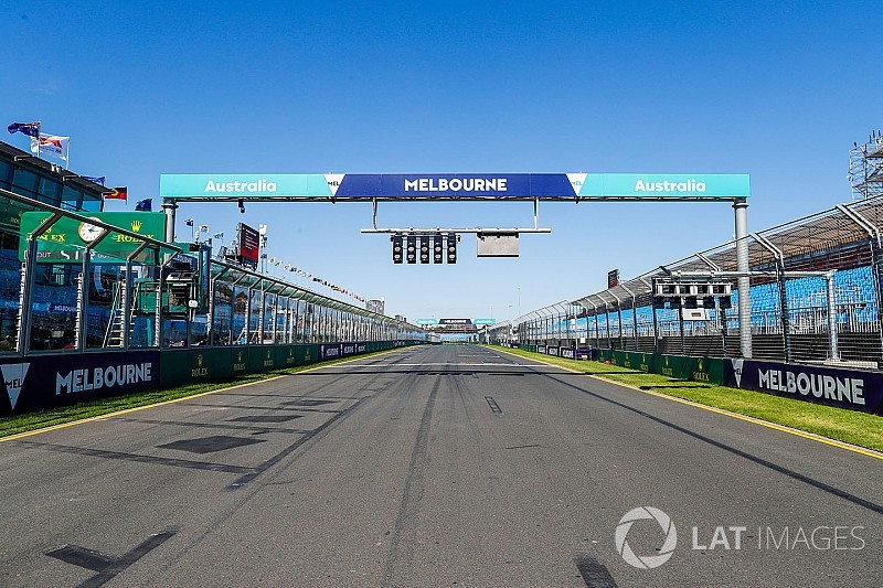 FIA makes start light change to help visibility with halo