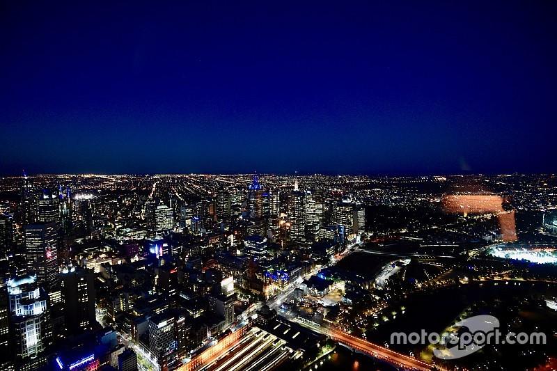 Melbourne, gelecekte pist düzenini değiştirebilir