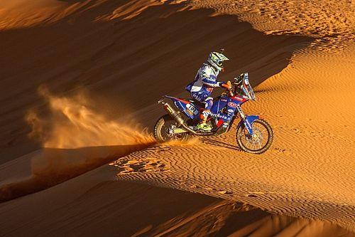 Africa Eco Race: ancora Vasilyev tra le auto, Ceci in fuga tra le moto