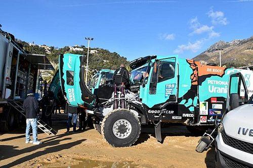 A Montecarlo tutto pronto per la partenza dell'Africa Eco Race