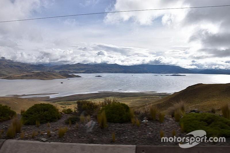 Dakar, in viaggio con Toyota: che spettacolo le Ande tra Perù e Bolivia!