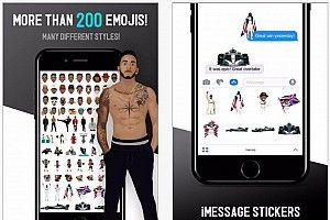Hamilton lança pacote de emojis