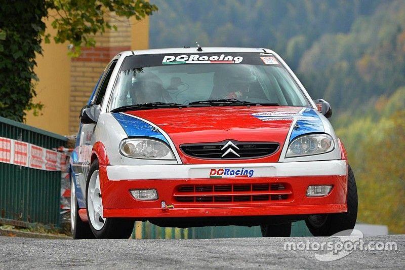 Nel programma 2018 di Fabiano Fenini anche il Rallye du Valais