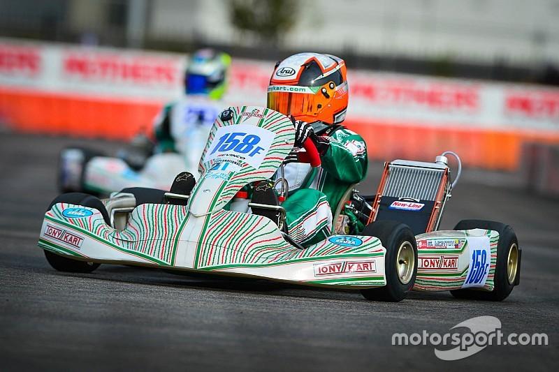 Sebastián Montoya llega a la Academia de Pilotos de Ferrari