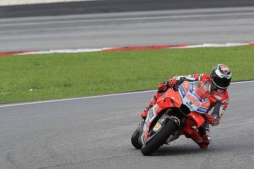 "Lorenzo : ""Cette moto a l'air plus proche de mon style naturel"""