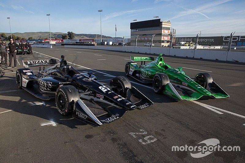 «Такой мы и хотели видеть серию». В IndyCar прошли тесты новых машин