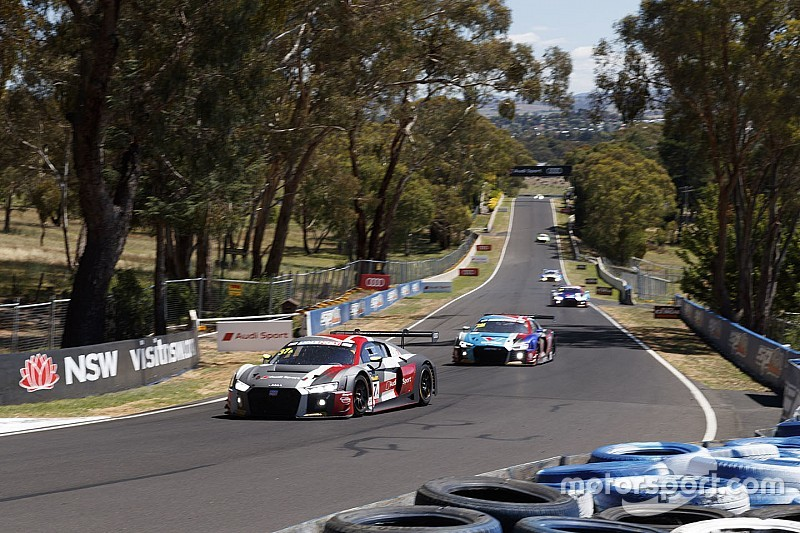 Bathurst winners wouldn't have finished green race