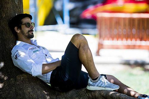 """Di Grassi: Bernie está """"atrasado"""" sobre futuro elétrico da F1"""