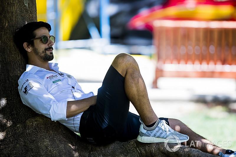 """Di Grassi señala que Ecclestone está """"atrasado"""" con el futuro eléctrico de la F1"""