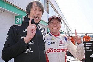 Sugo Super Formula: Nojiri beats Kobayashi to pole