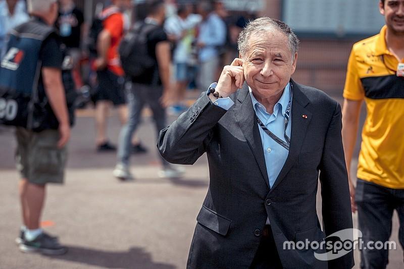Todt: Az F1 és a WEC naptára ütközhet, ezt mindenkinek el kell fogadnia