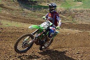 Tris di Alessandro Lupino nella MX1 a Castiglione del Lago
