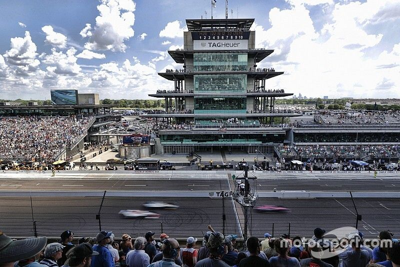 IndyCar, IMS still aim for on-schedule Indy 500