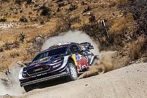 WRC News Elfyn Evans in Korsika mit Ex-Solberg-Beifahrer