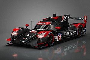 Rebellion presenta las primeras imágenes de su auto LMP1