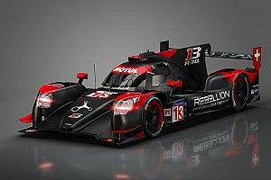 Rebellion presentó las primeras imágenes de su coche LMP1
