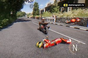 VIDEO: Kompilasi kecelakaan TT Isle of Man: Ride on the Edge