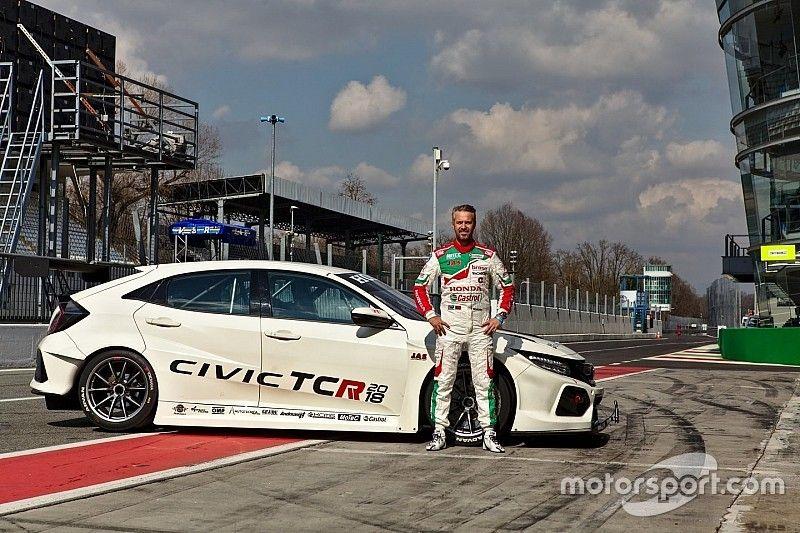 Monteiro torna finalmente al volante della Honda a Monza