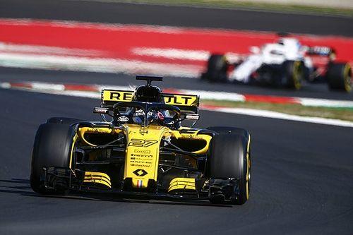 Elképesztő körszám a Renault neve mellett az F1-es teszten