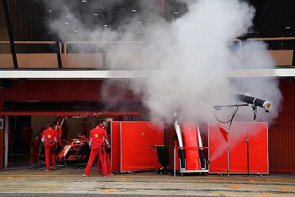 Forma-1 Motorsport.com hírek Az FIA figyelmeztet: a füstölő Ferrari rejtélye megoldódott