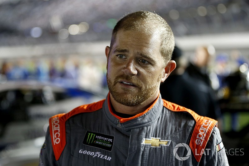 Justin Marks enters Friday's NASCAR Truck race with DGR-Crosley