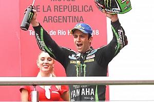 MotoGP Actualités Pour Zarco, la 2e place compte plus que devancer les autres Yamaha