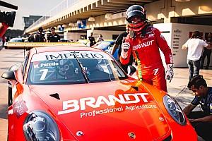 Porsche: Paludo vence na 'pré-F1' e segue na disputa pelo título