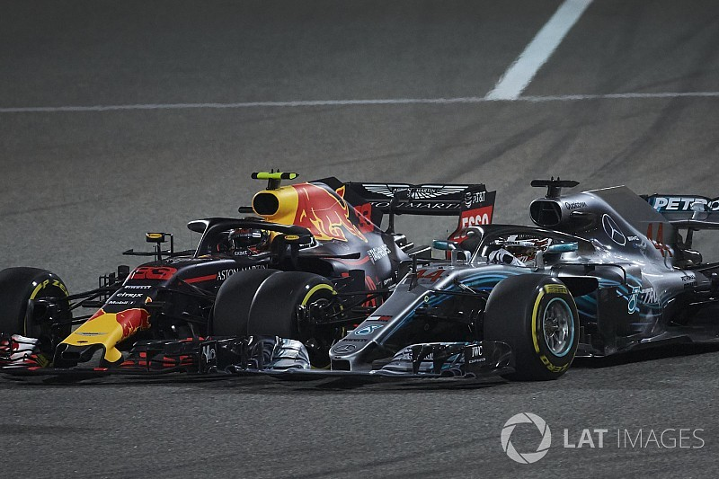 Hamilton: Verstappen not making mature decisions
