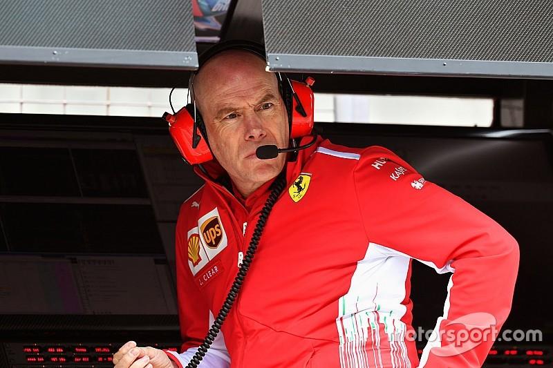 Jock Clear Leclerc versenymérnöke lehet 2019-ben