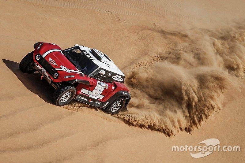 رالي أبوظبي الصحراوي: ألفون يتألق في المرحلة الثالثة وبروكوب يحافظ على صدارته